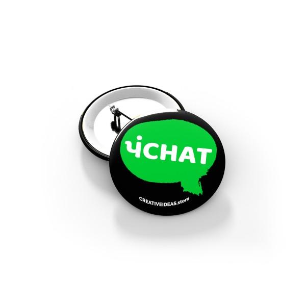 Panchat Button Badge