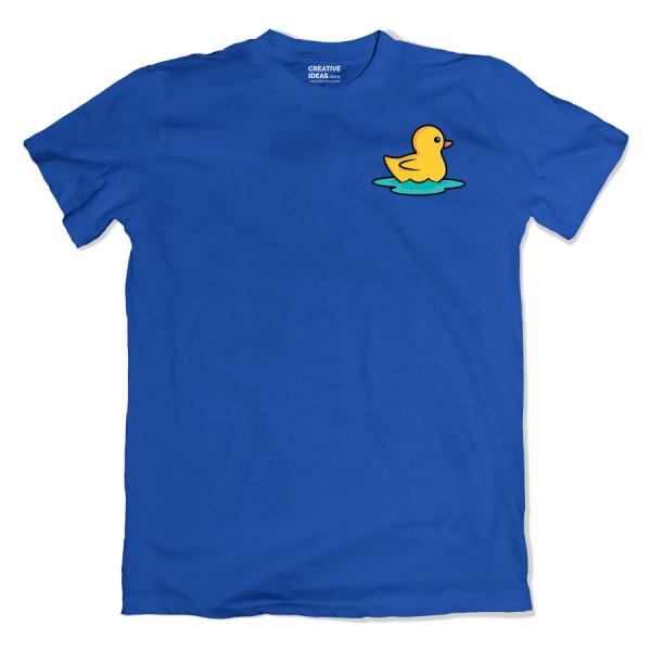 Duck Blue Tshirt