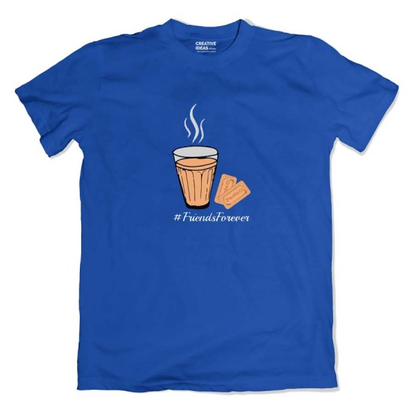 Chai Biscuit - Friends Forever Tshirt