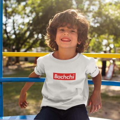 Bachchi Kids Special Tshirt White