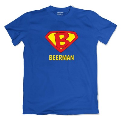 Beer Man Tshirt