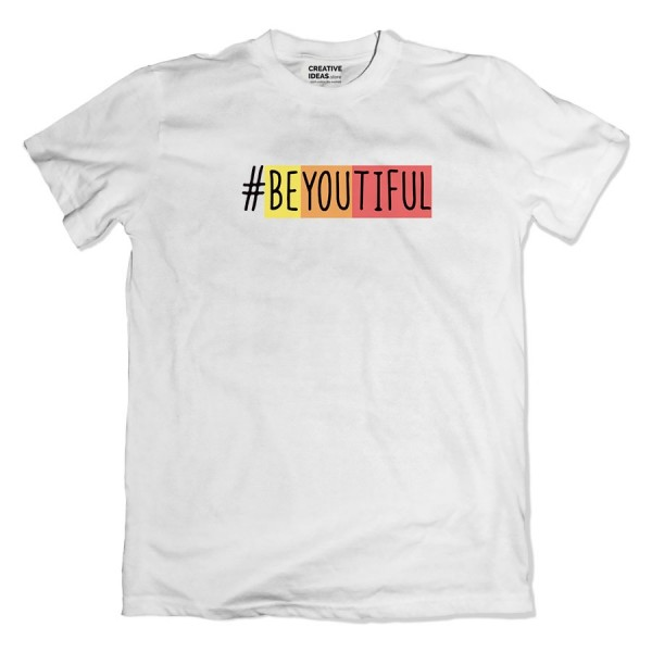 BeYoutiful White Tshirt