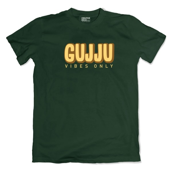 Gujju Vibes Only Tshirt