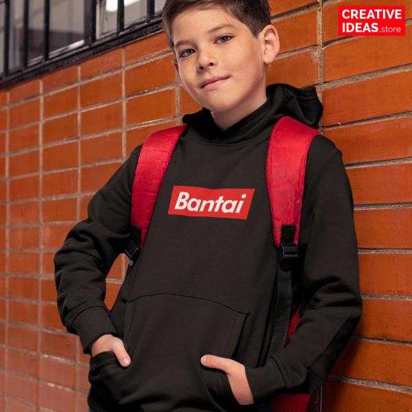 Bantai Kids special Black Hoodie