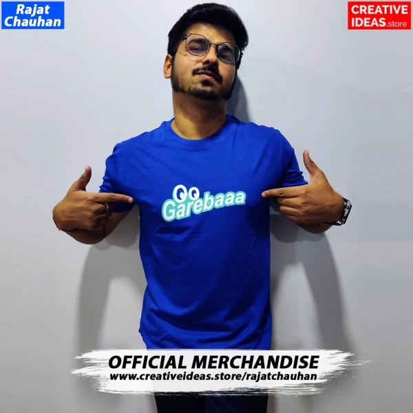 Oo Garebeaa Blue Tshirt