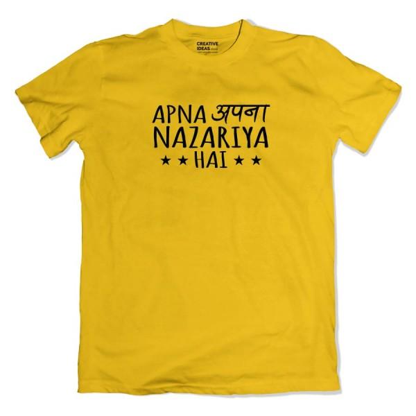 Apna Apna Nazariya Hai Tshirt