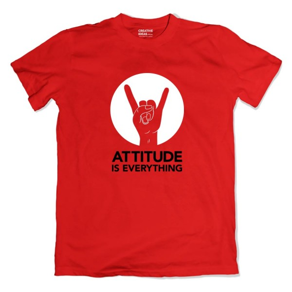 Attitude is Everything Tshirt