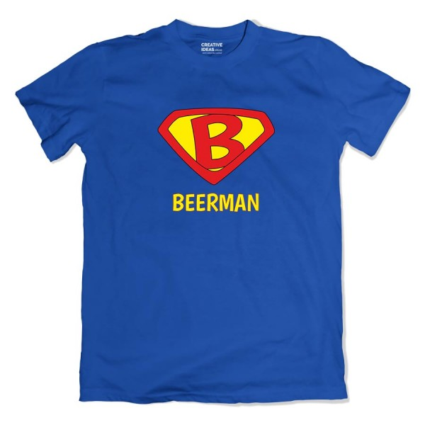 Beer Man Tshirt