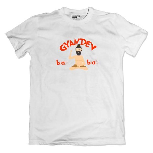 Gyandev Blah Blah Tshirt