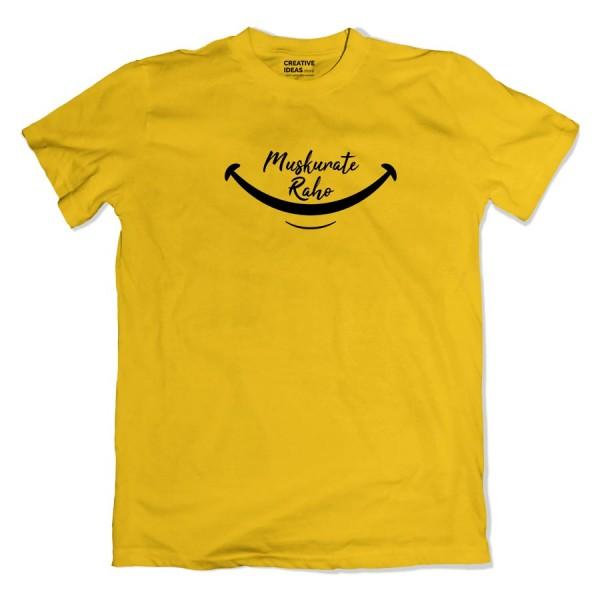 Muskurate Raho Tshirt