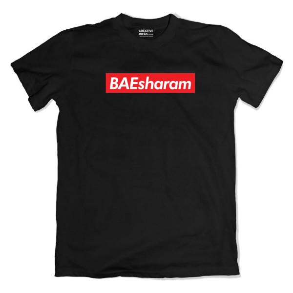 BAEsharam Black Tshirt