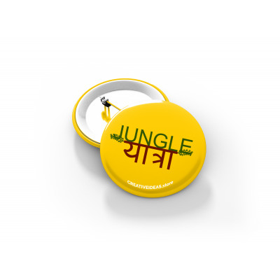 Jungle YatraButton Badge