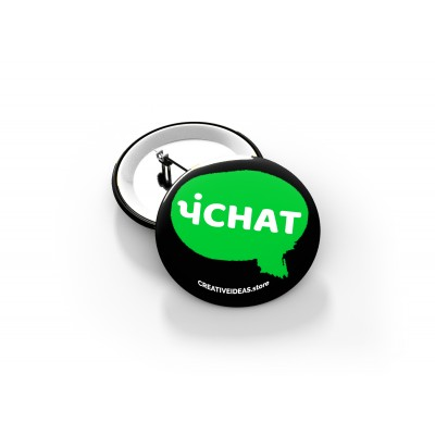Panchat Button Badge
