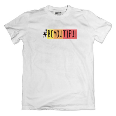 BeYoutiful White Tshirt