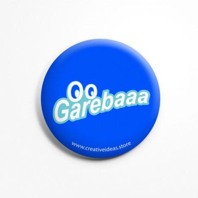 Oo Garebeaa Badge
