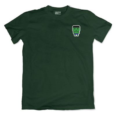 Hulk Pocket Green Tshirt