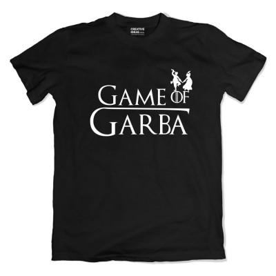 Game of Garba Tshirt