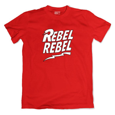 Rebel Rebel Tshirt