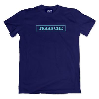 Traas Che Navy Blue Tshirt