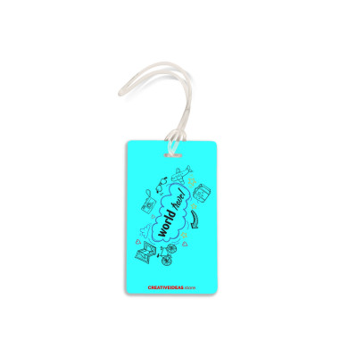 World Travel Tags