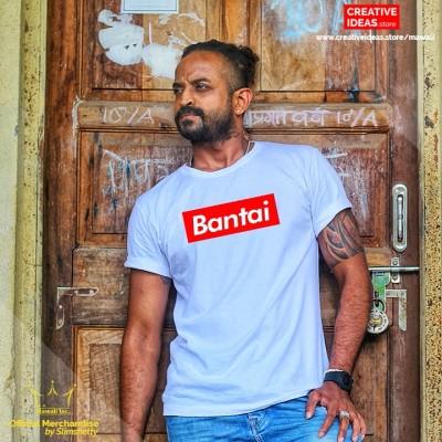 Bantai Tshirt White