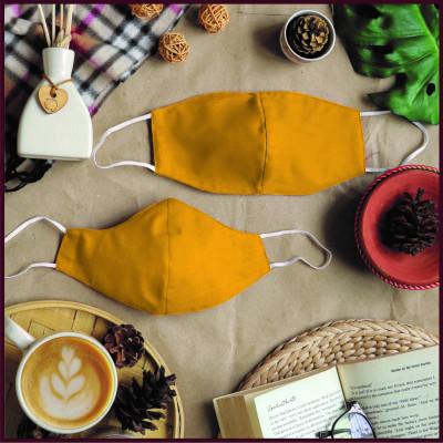 Donate & Get Designer Masks (Pack Of 2)