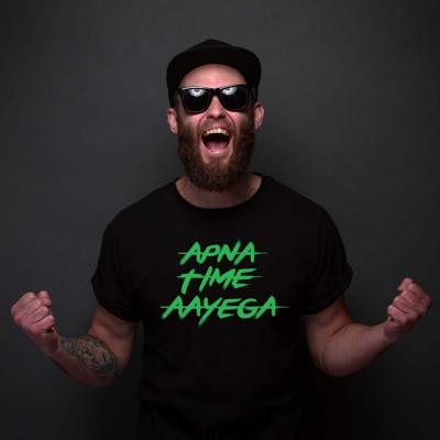 Apna Time Aayega Glow in the dark Tshirt