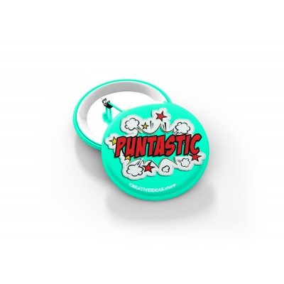 Puntastic Button Badge