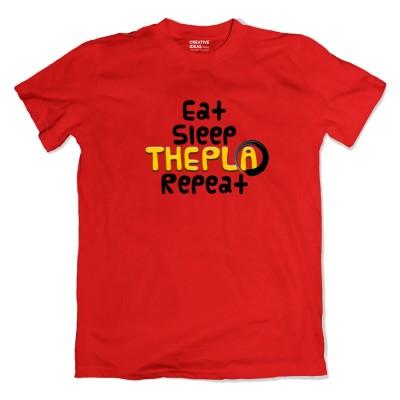 Thepla Repeat Tshirt