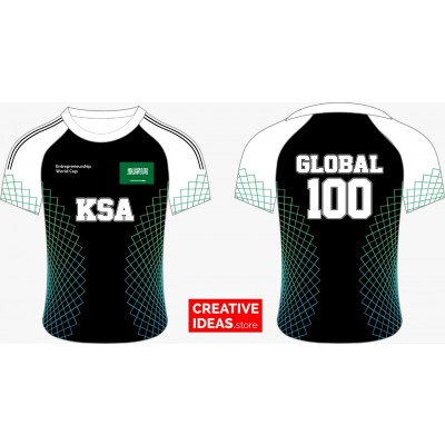 Entrepreneurship World Cup Jersey