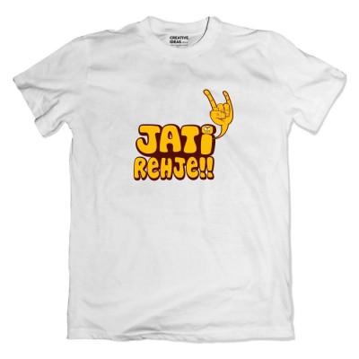 Jati Rehje White Tshirt