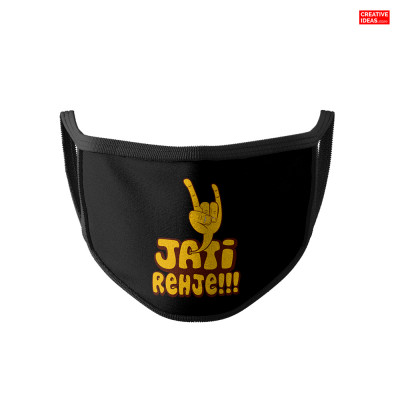 Donate & Get Jati Rehje 2 Layer Cotton Reusable Super Mask (pack of 3)