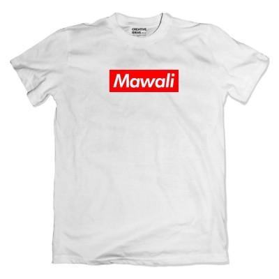 Mawali Tshirt White