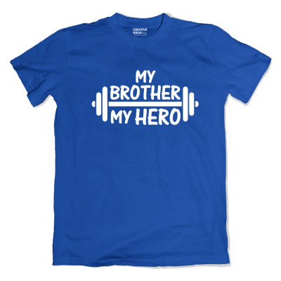 My Brother My Hero - My Sister My Angel Tshirt