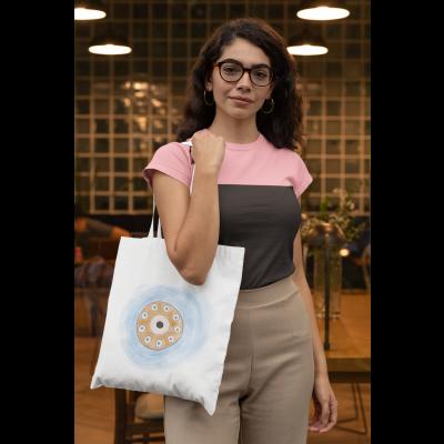 Raas Tote Bag - Hellaro Merchandise