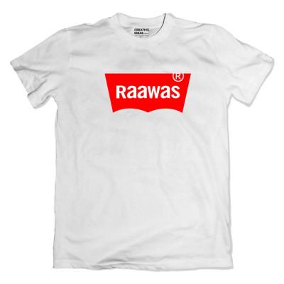 Raawas Tshirt White