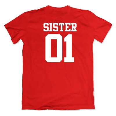Brother Sister Team Tshirt