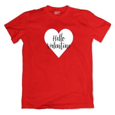 Hello Valentine Tshirt