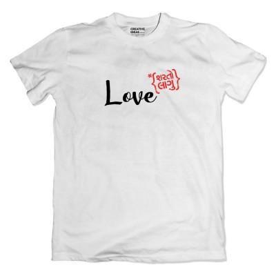 Love*Sharato Lagu Tshirt