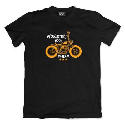 Rider - Musafir Hoon Yaaro Tshirt