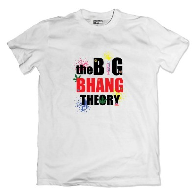 The Big Bhang Theory Tshirt