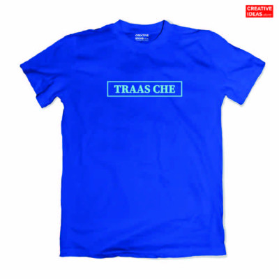 Traas Che Blue Tshirt