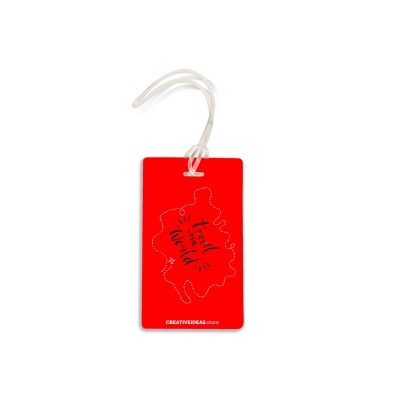 Travel World Travel Tags