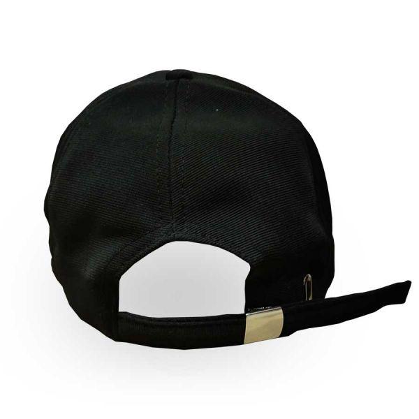 Pizza Slice Black Cap