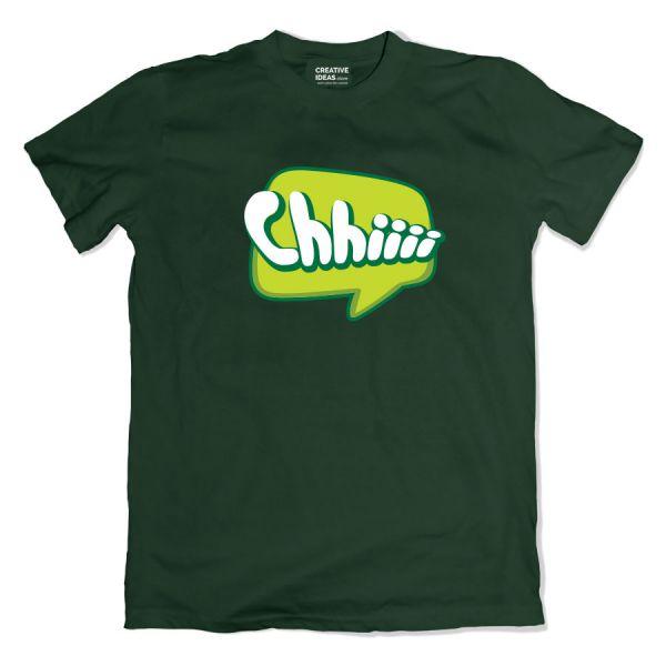 Chhiiii Green Tshirt