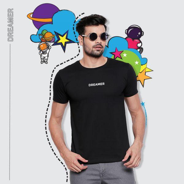 Be Dreamer Black Tshirt
