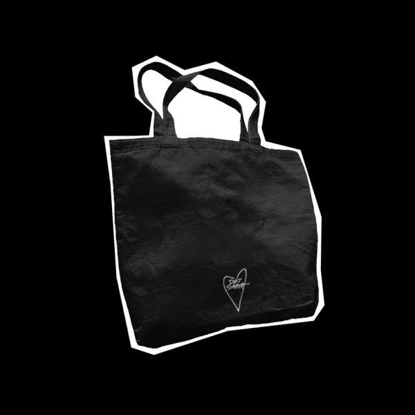 Gandi Copy Black Tote Bag By Diet Sabya