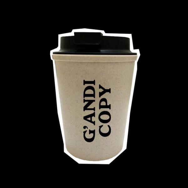 Gandi Copy Bamboo Coffee Sipper By Diet Sabya