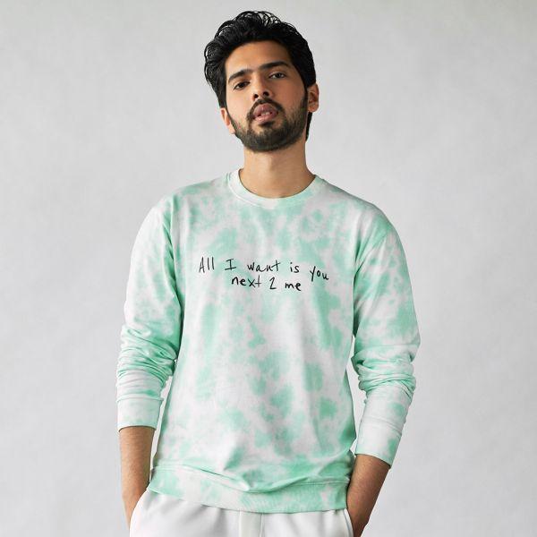 N2M Tie Dye Sweatshirt