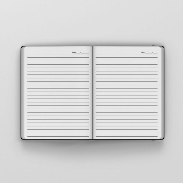 A List Of Things Notebook by - Creative Ideas
